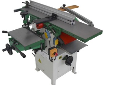 Masina Combinata pt lemn FSC 260 mm, abricht cu grosime DAMATO Machine