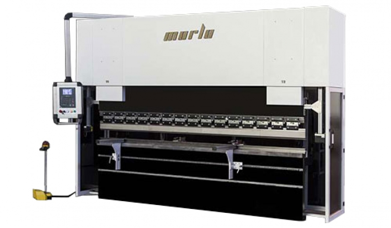 Abkant Hidraulic cu CNC pt Indoit Table 4100x225