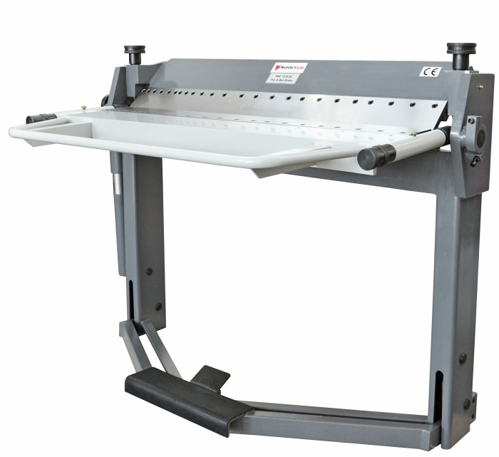Utilaje tinichigerie ABKANT manual de indoit table pt Tinichigerie DUBLU SEGMENTAT PBB 1270X2