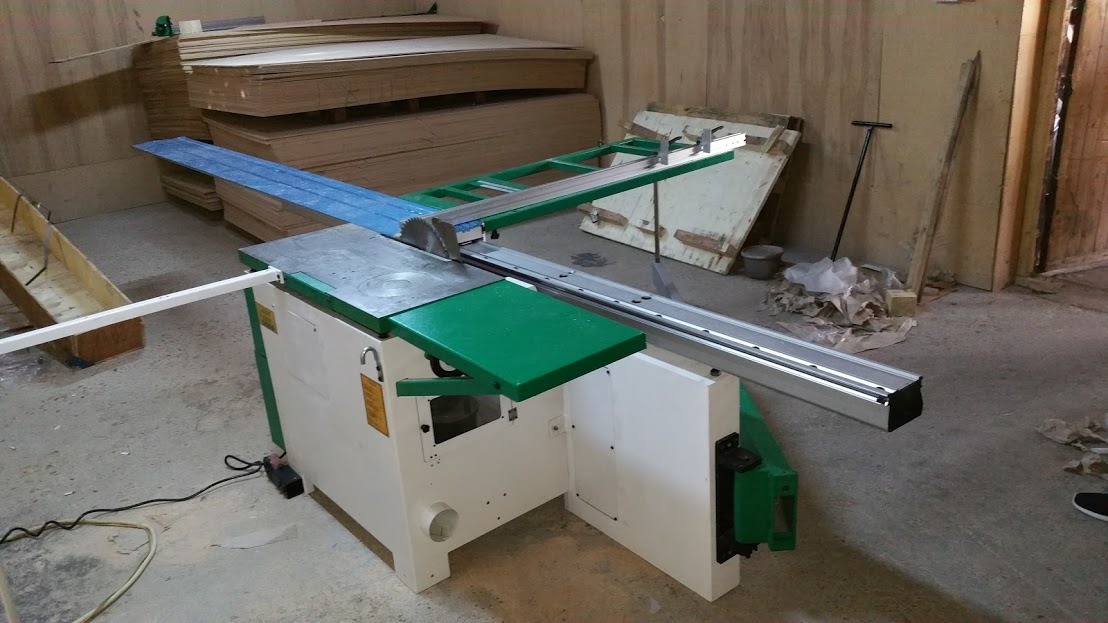 Masina Combinata lemn circular cu Freza damato machine  TSI super 2500 2